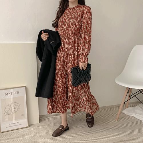 Parfait long dress ワンピース
