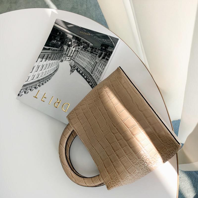 토드 크로커 bag (*5color) 딥그린