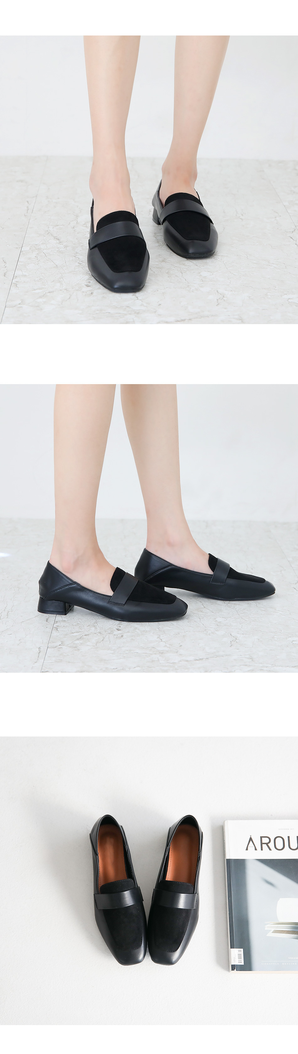 Canna Loafers 2cm