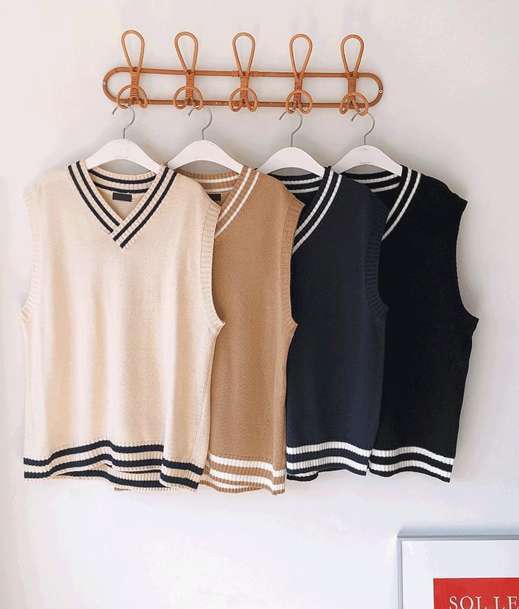 YouTube knit vest