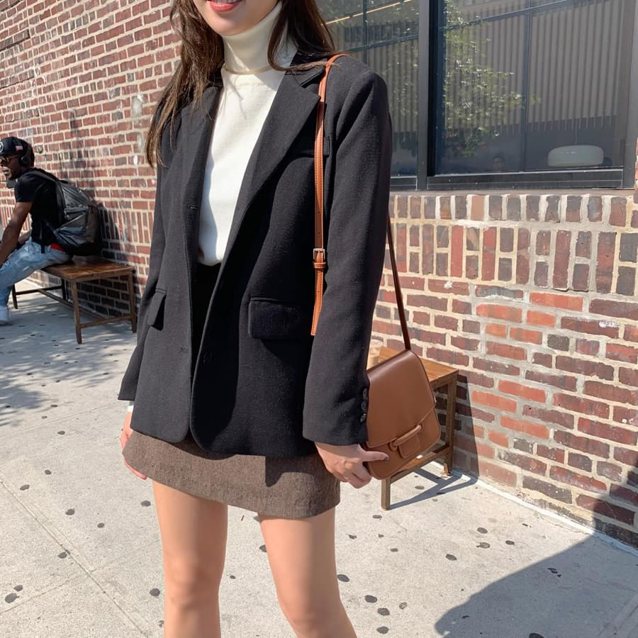 Style wool jacket