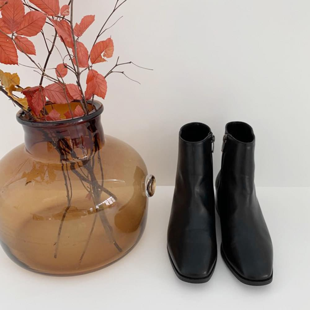 Clean Ankle Boots