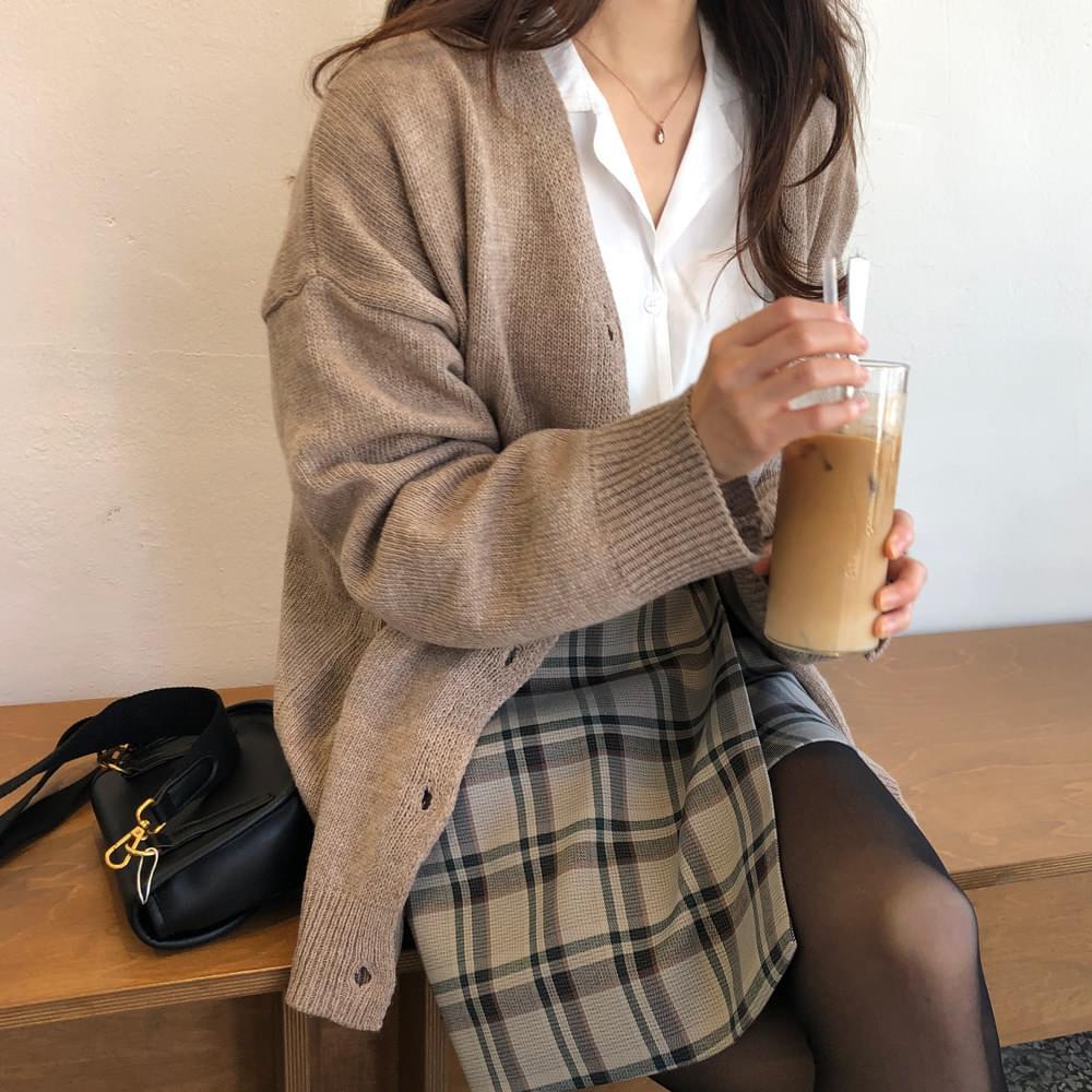 Daily cardigan