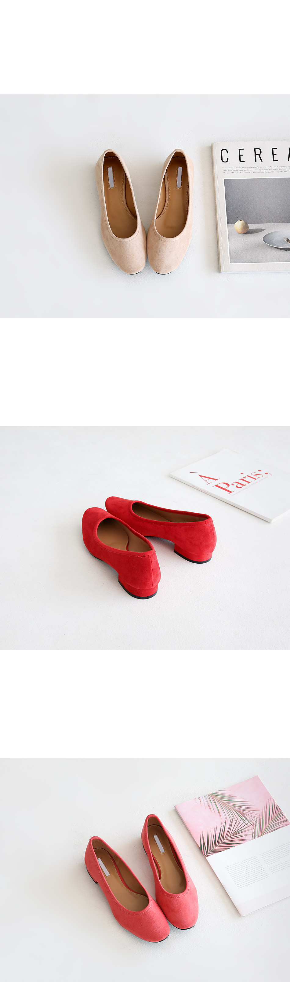 Robbens Flat Shoes 2cm