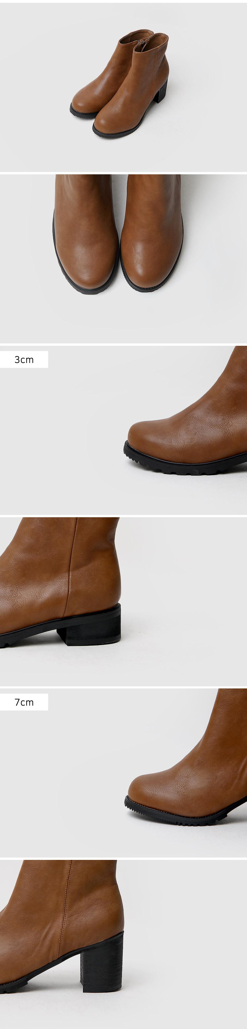 Vient Ankle Boots 3,7cm