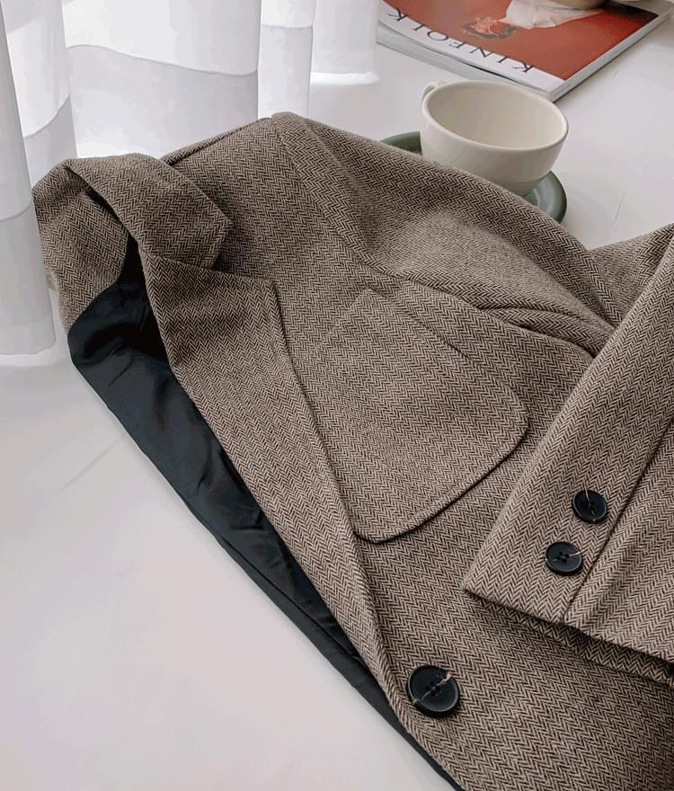 Day herringbone jacket