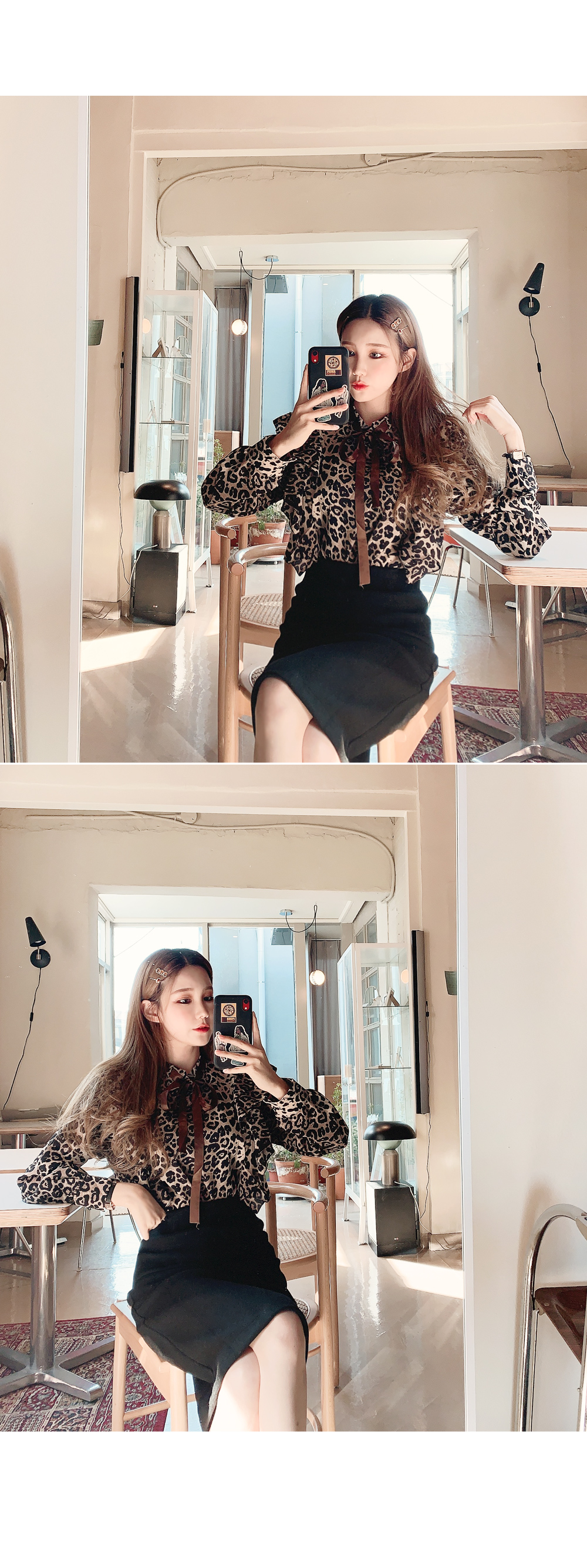 Femme fathalpi blouse