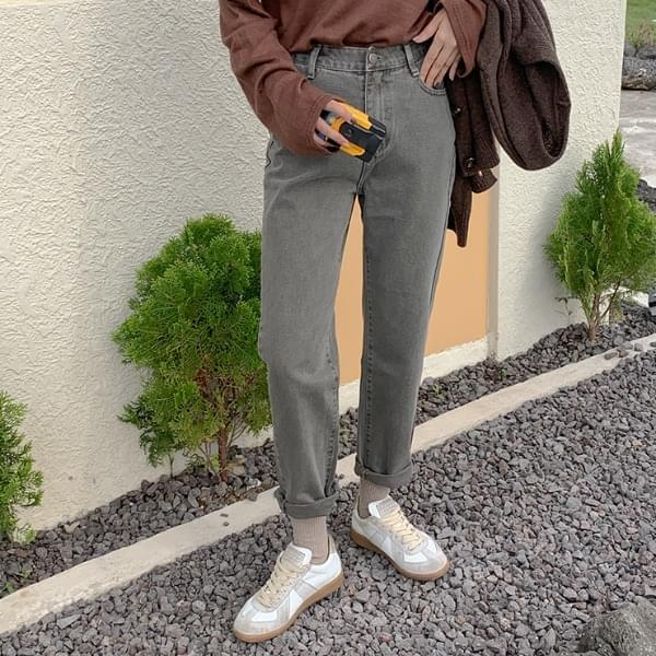 Confer washed cotton pants