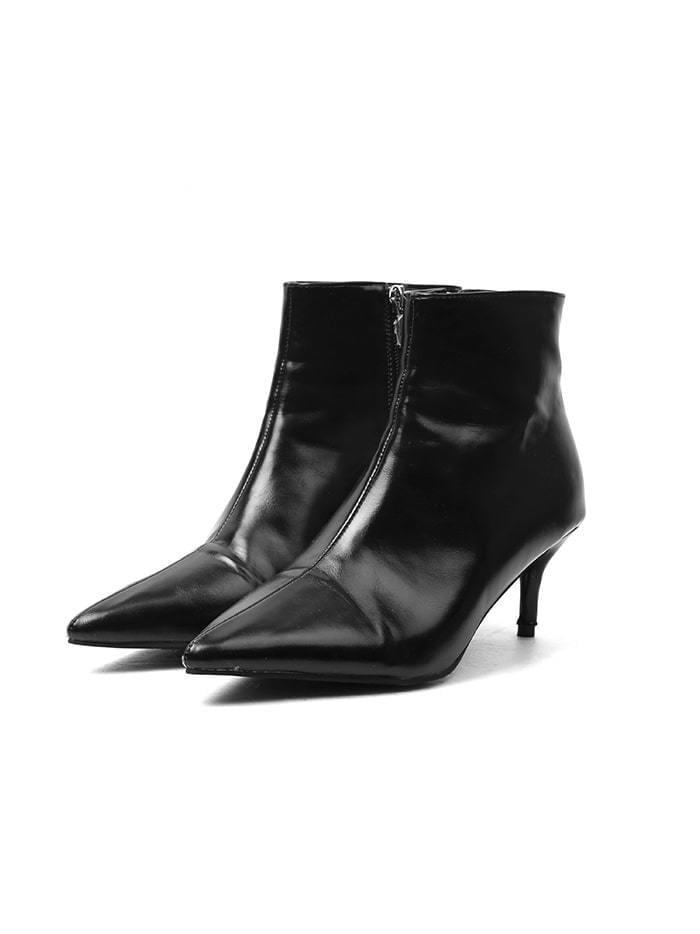 stiletto ankle boots (4 color)