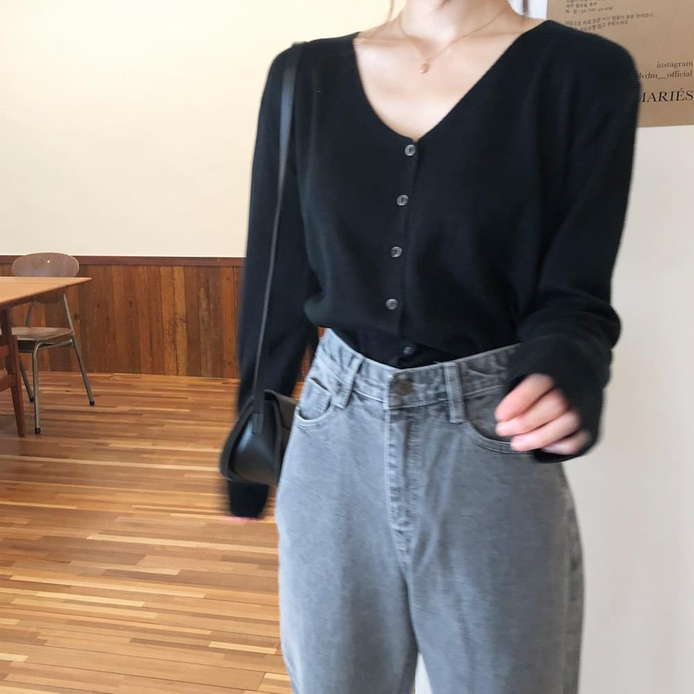 Gray Wide Pants