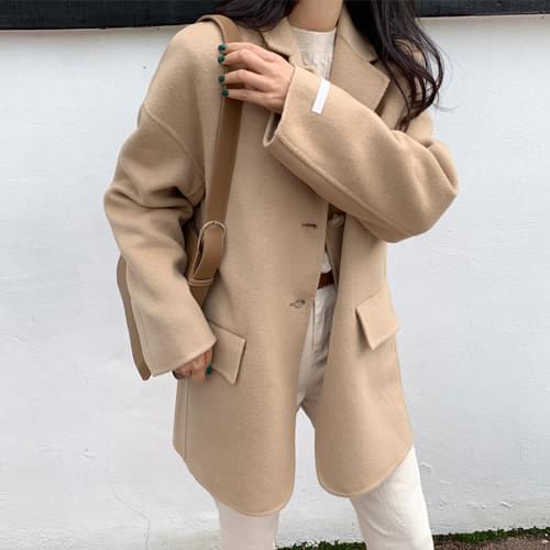 Pound Half Handmade Coat