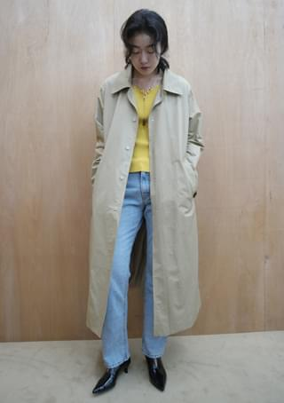 wearable basic trench coat