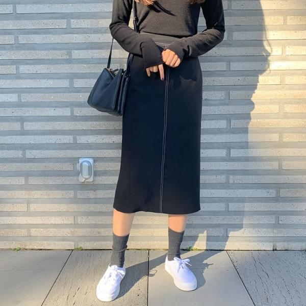 Come Stitch Skirt