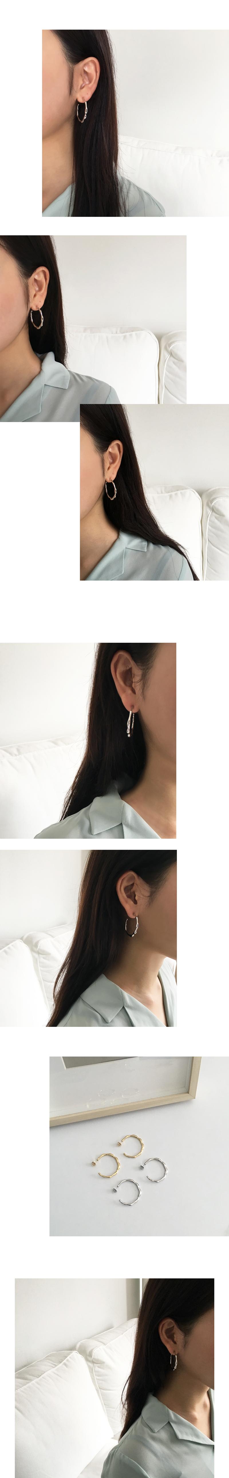 boxy earring