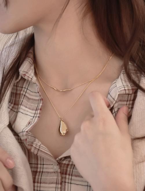 Swing necklace _Y
