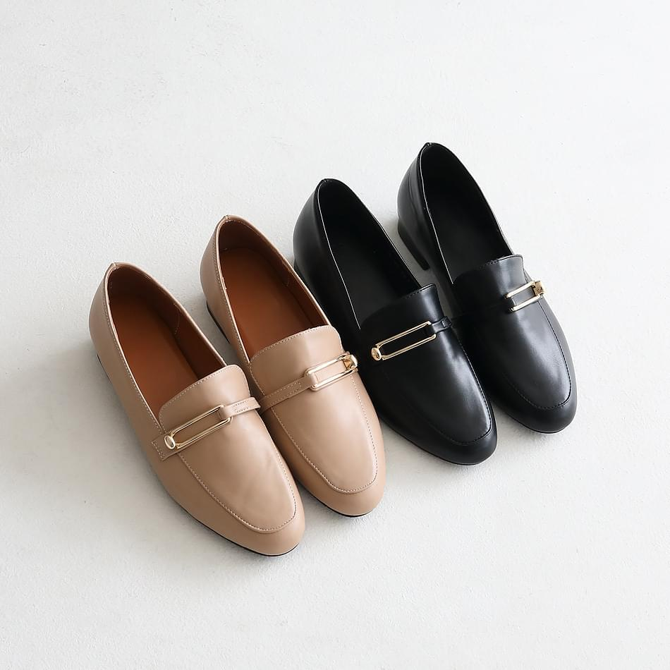Elant Tall Loafers 3cm