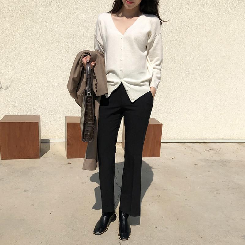 Sermi pants gray m