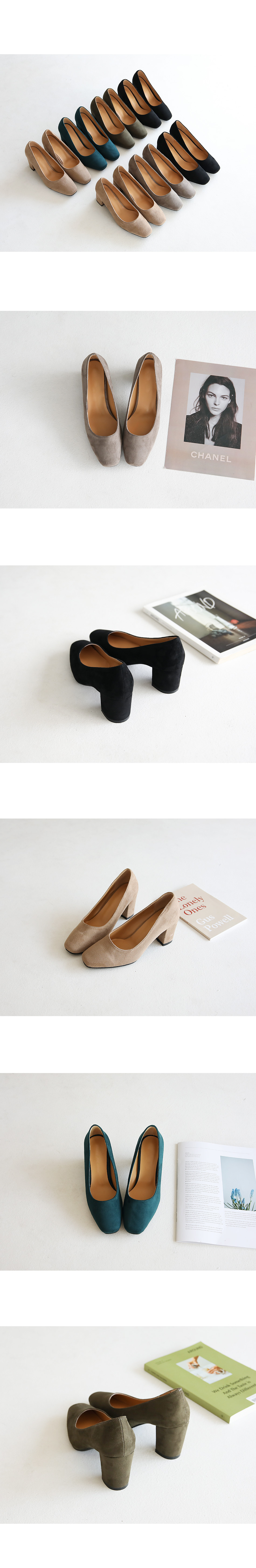 Andy's Middle Hill & High Heels 5,7cm