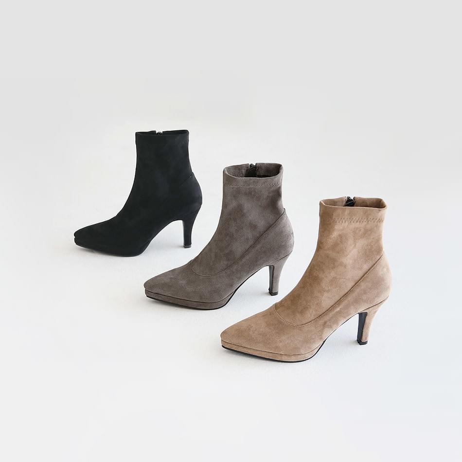 Levi Gaborish span socks boots 8cm