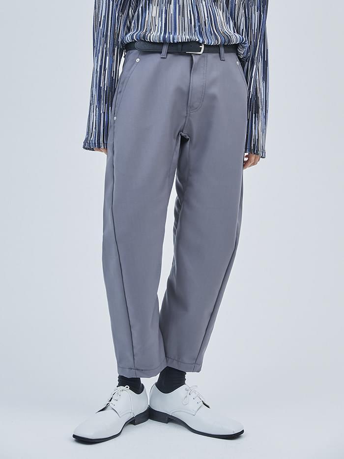 bowleg slacks (2 color) - men