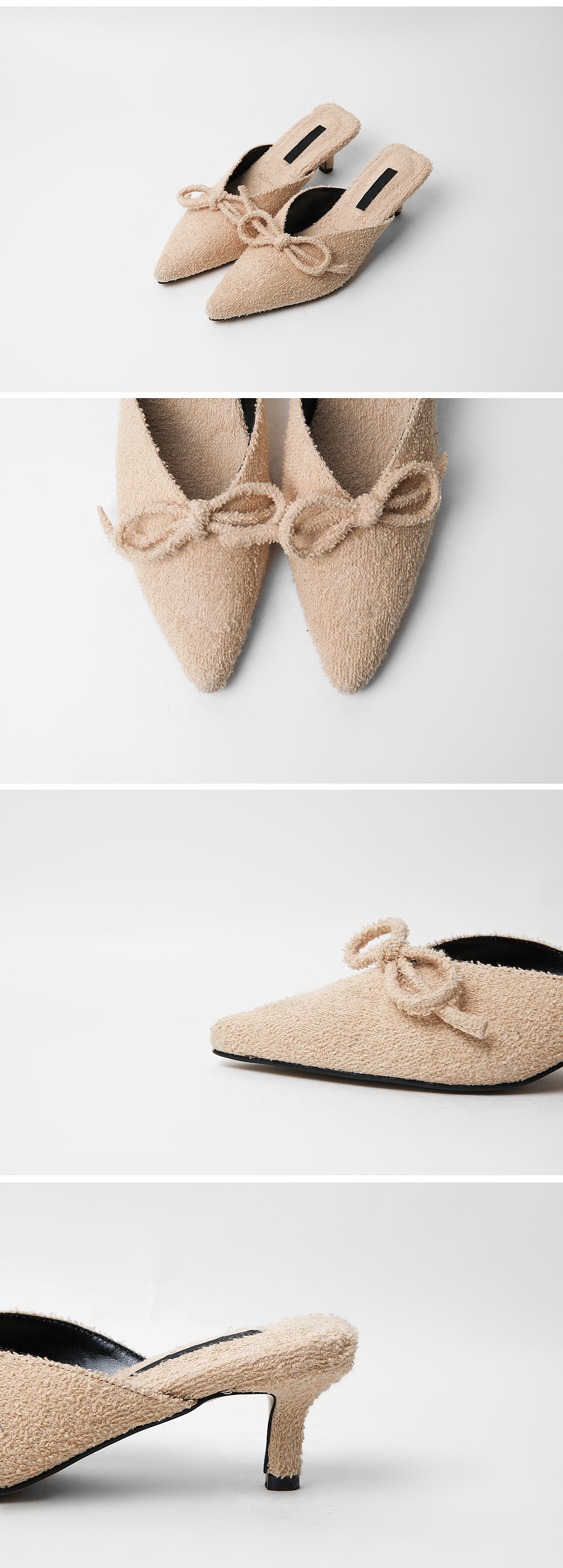 Sheep in Mule Slippers 5cm