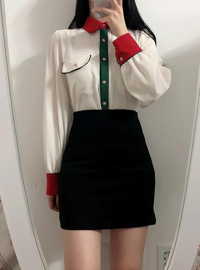 Revel Daily Slim Fit Skirt
