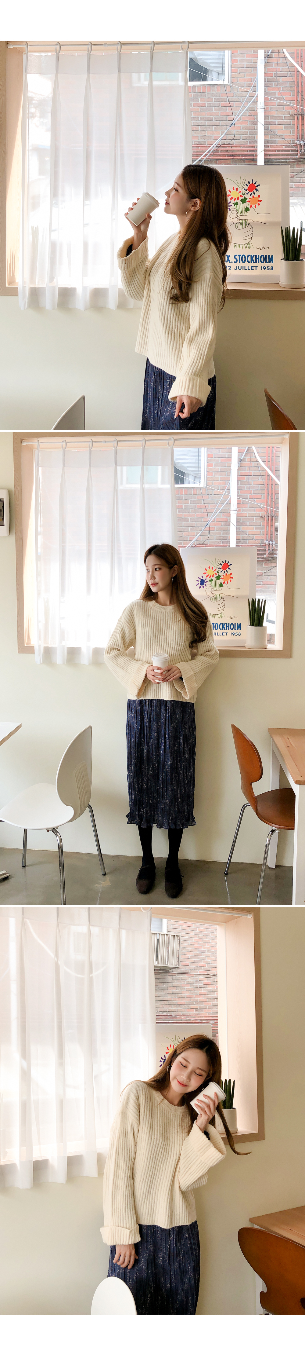 Round Daily Knit