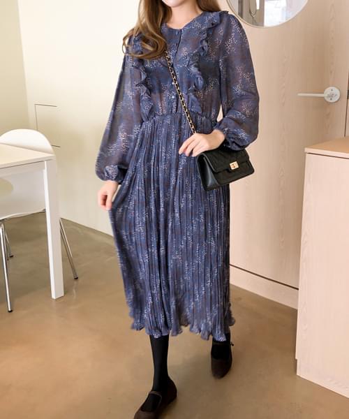 Sharalah Her Ruffle Dress