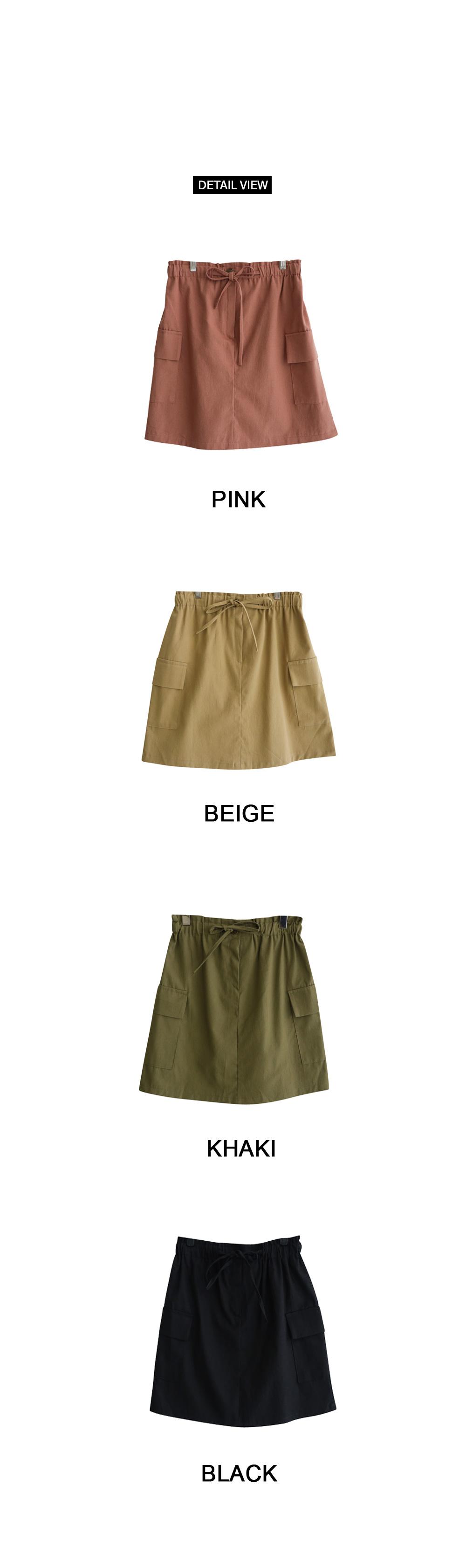 Vegetable biscuit skirt