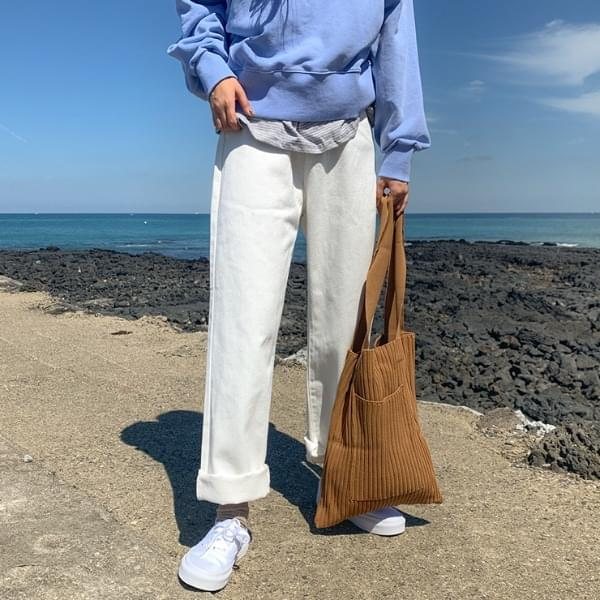 Birkin Wide Cotton Pants