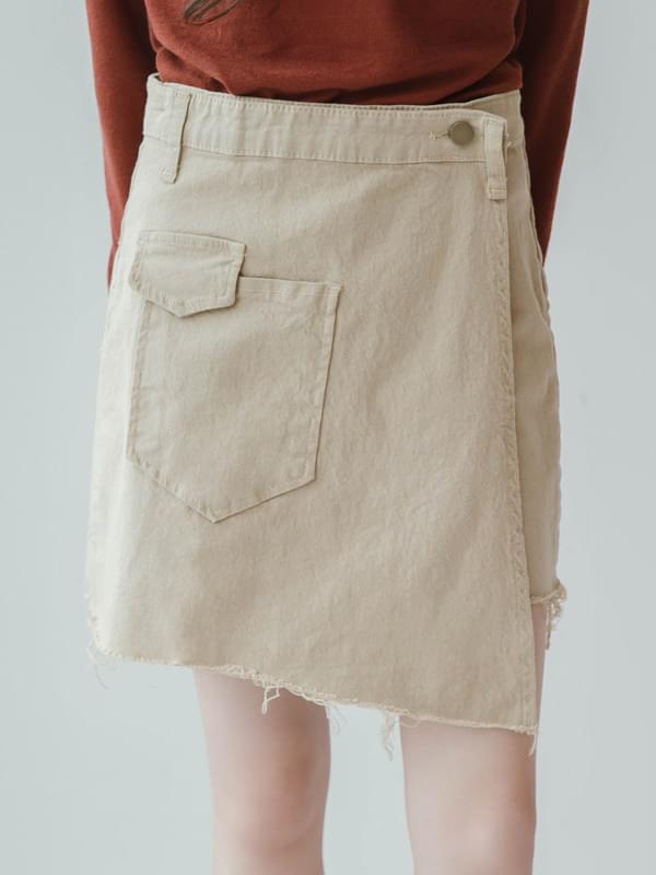 Unfoot Wrap Cutting Skirt
