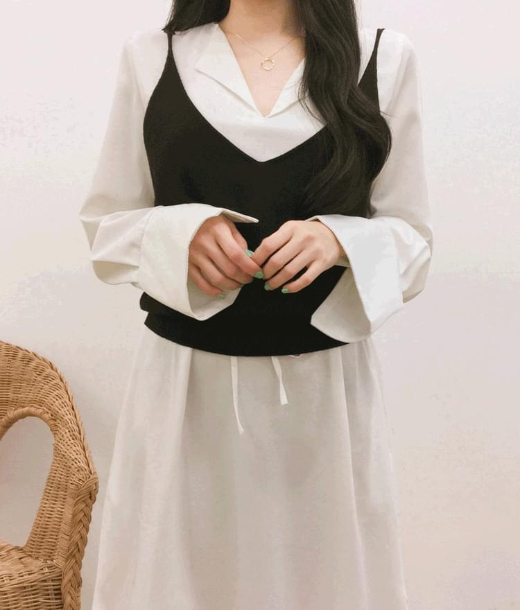 Two Love Knit Best Dress Set