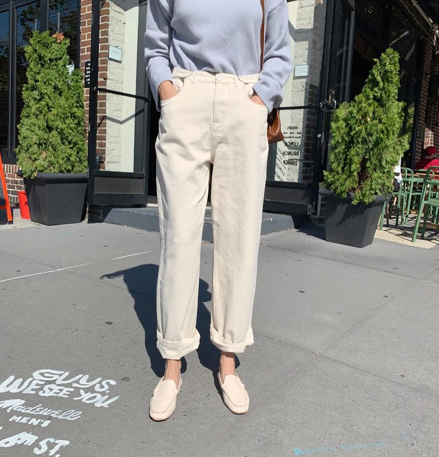Mission cotton pants