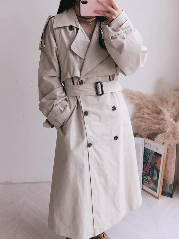 Moni trench coat