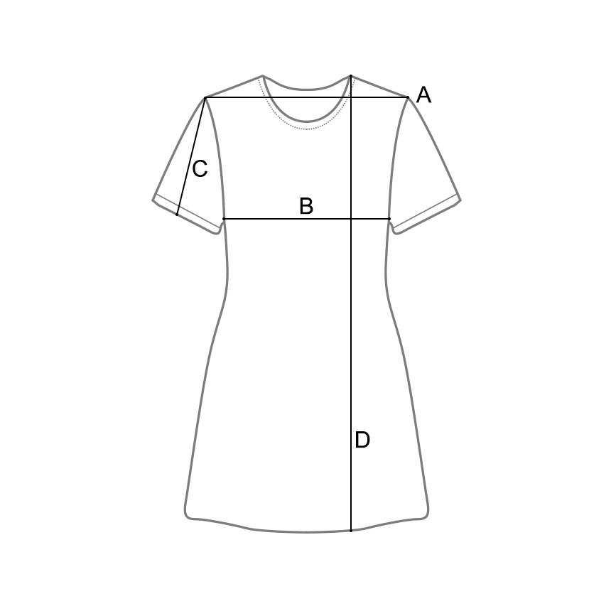 Efron Shirt Dress