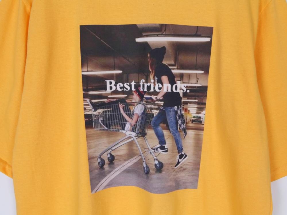 Best Friends Short Sleeve T
