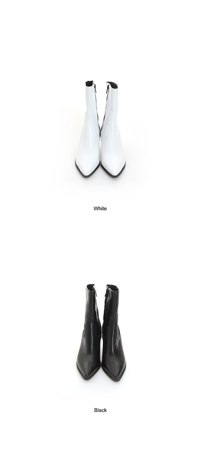 Middle western boots