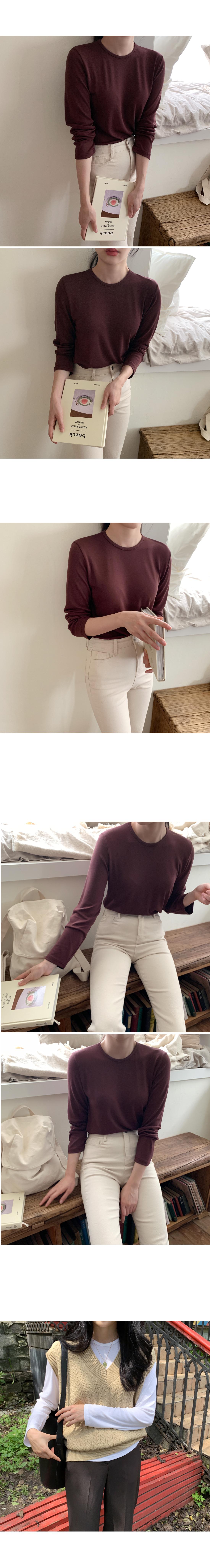 Mayo Basic T-Shirt