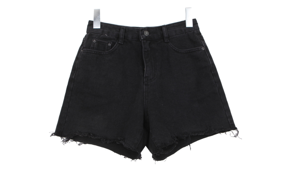 Black Kanji Short P