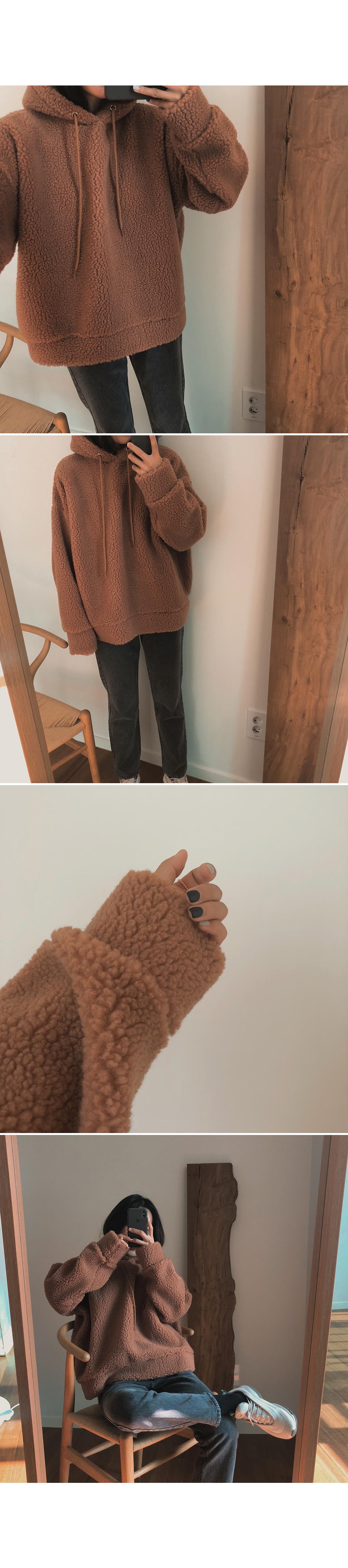 Bear-양털후드[size:44~66 / 2color]