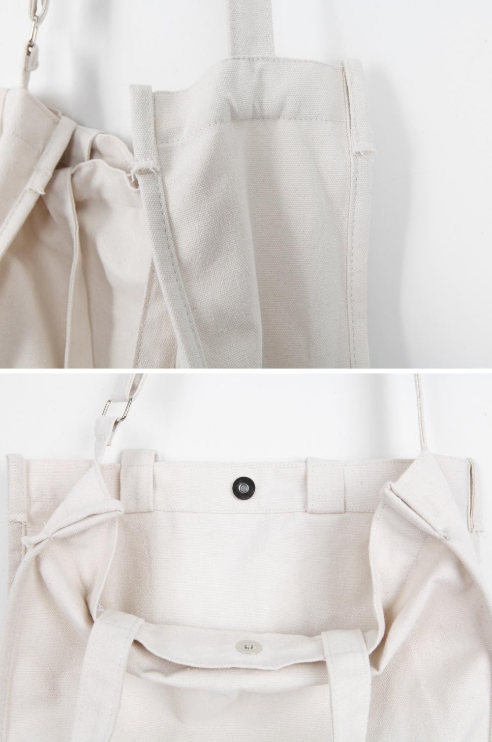 Bubble Fang Eco Bag
