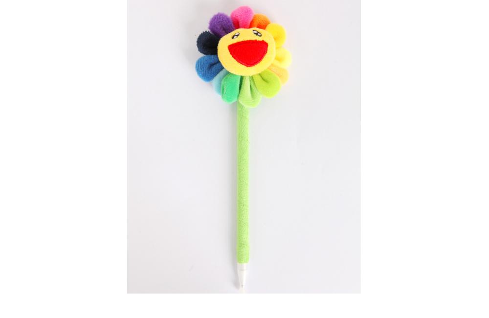 Flower Talk Ball Pen