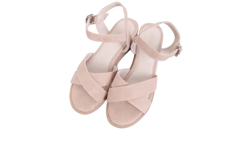 X-Varning Wedge Sandals