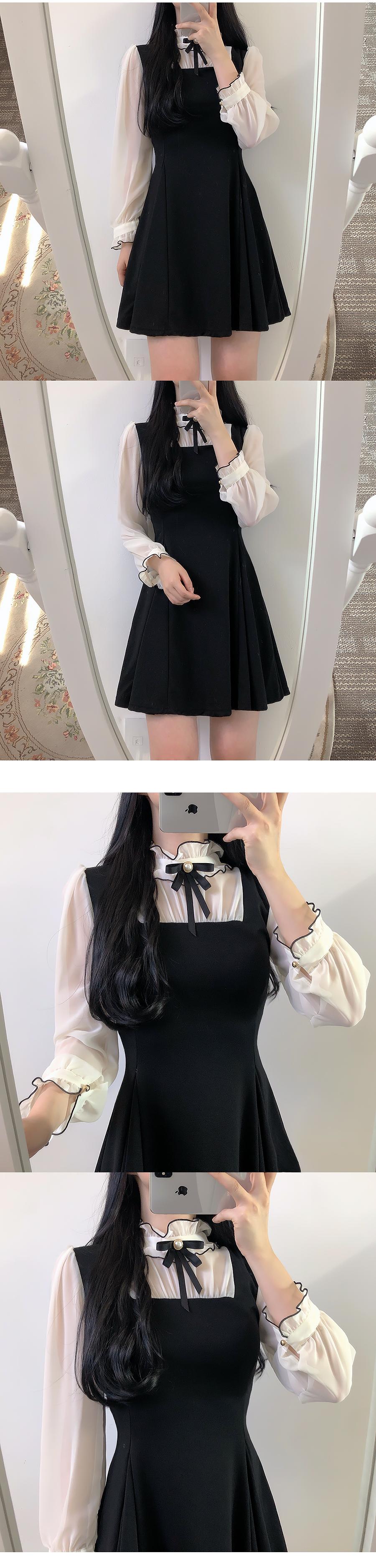 Brooch Set ♥ Gela Color Dress