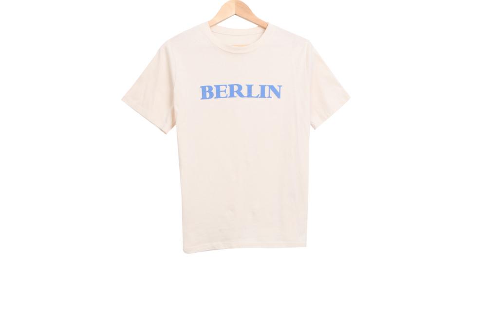 Berlin short sleeve T