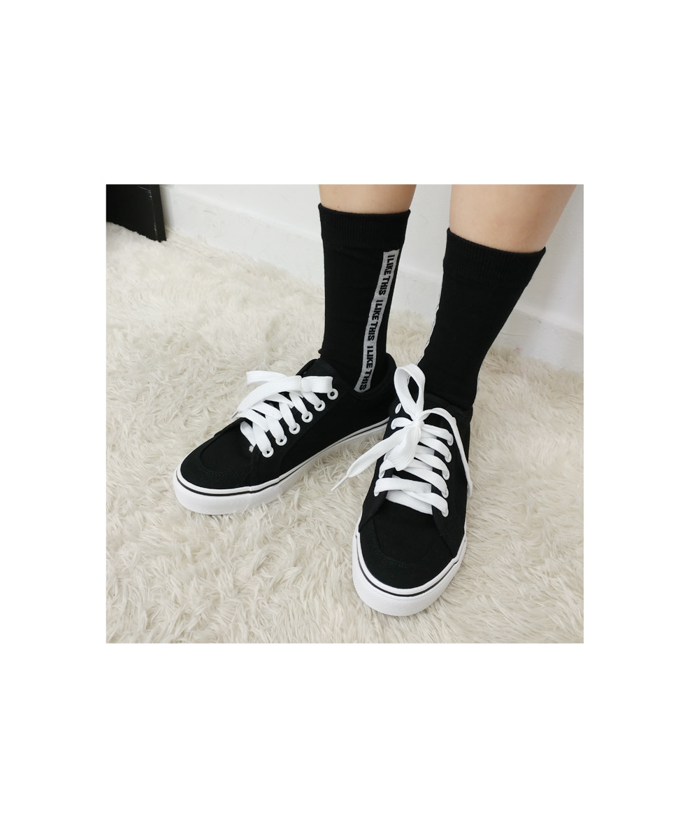 High Quality Basic Sneakers