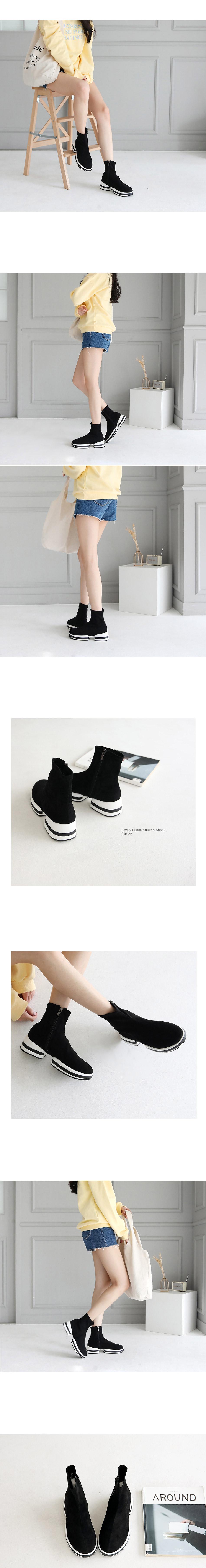 Divento Sox Sneakers 4cm