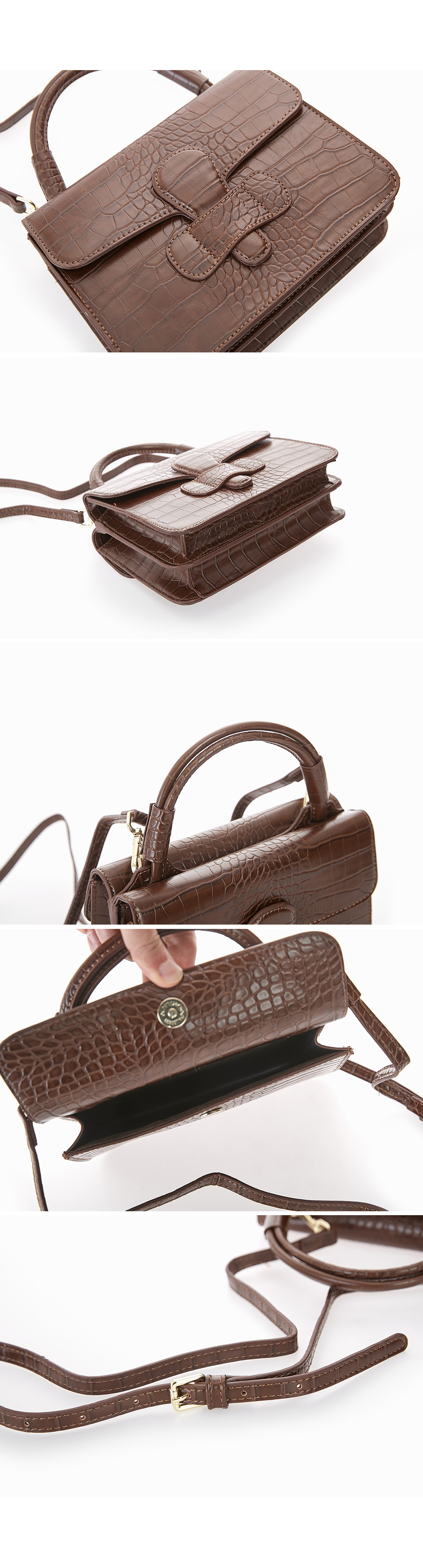 Maison shoulder bag