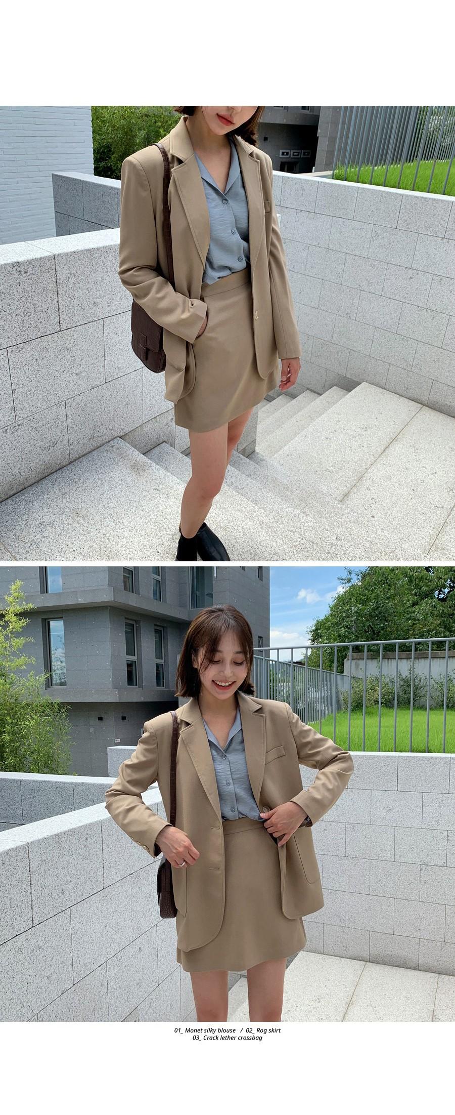 Log jacket
