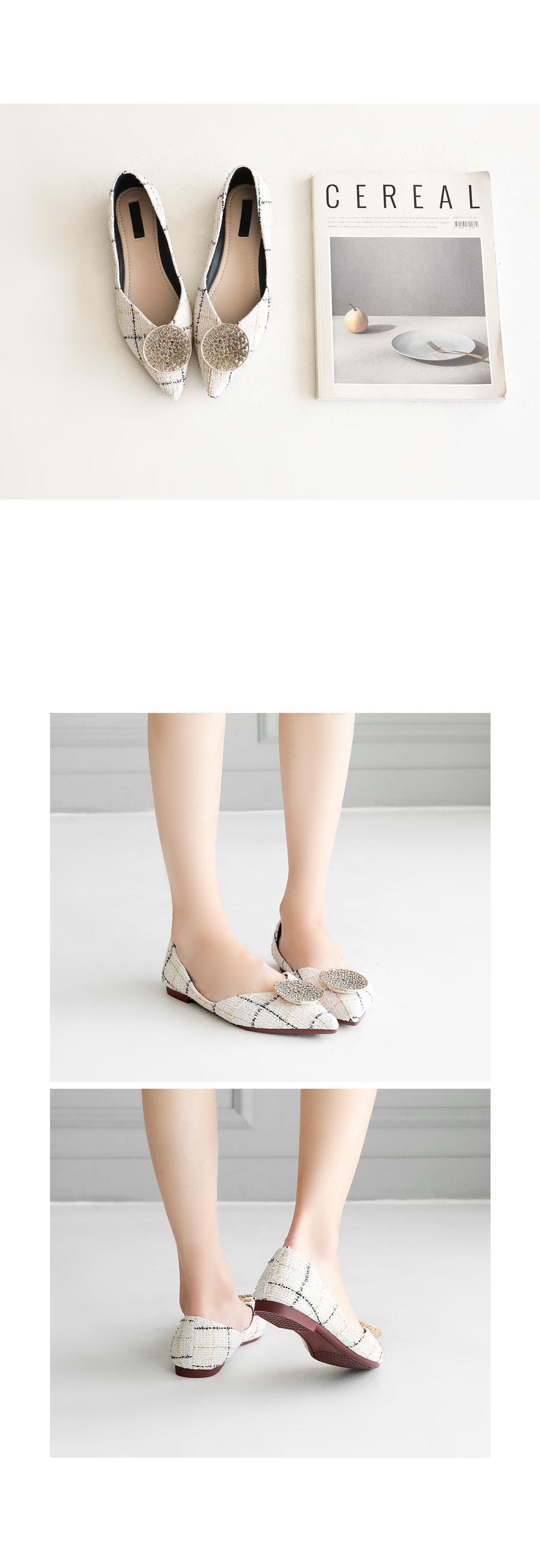 Gibela flat shoes 1cm